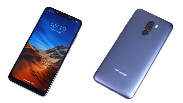 2cef66283bd91 Самый дешевый флагманский смартфон Xiaomi Россо F1 можно купить до ...