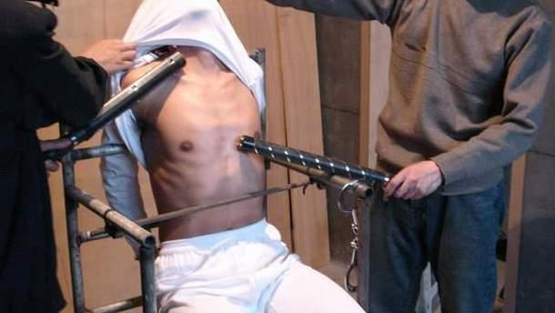 Пытки электротоком
