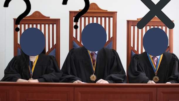 Сколько судей работает в Украине и почему их количество уменьшилось на треть,– руководитель ВККС