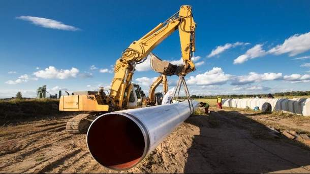 Єврокомісія виділяє 145,5 млн євро на будівництво газопроводу у Польщі