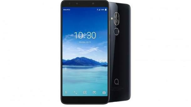 Смартфон Alcatel 7 з великим дисплеєм і хорошою батареєю коштує менше 200 доларів