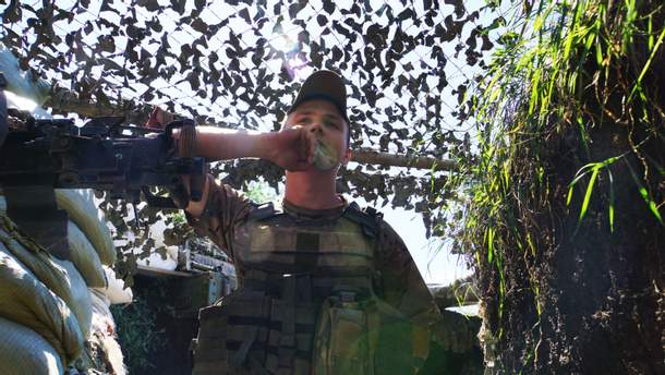 Тікати від війни безглуздо, – боєць 24 бригади про ситуацію на фронті і плани бойовиків