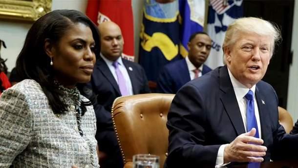 Картинки по запросу Ньюман и Трамп - фото