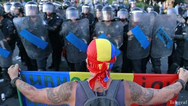 """Протесты в Румынии – пример того, """"как делать нельзя"""""""