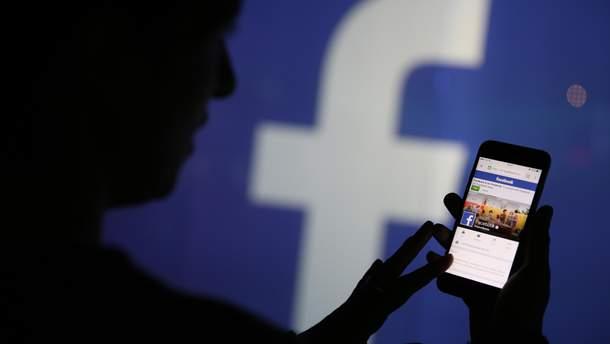Украинцы жалуются на проблемы с работой Facebook