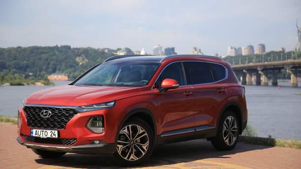 Почему о новом Hyundai Santa Fe так много говорят: тест-драйв от Авто24