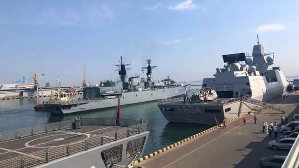 Украина может присоединить к Азовскому морю силы НАТО и ООН