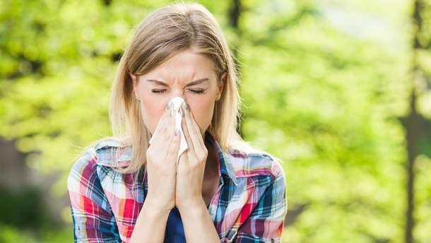 Як уберегтись від алергії