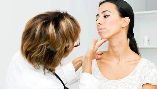Збільшення щитоподібної залози: небезпека