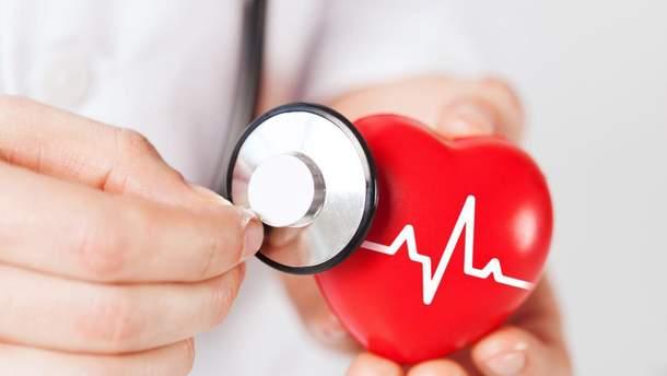 Хто більше схильний до серцевих нападів