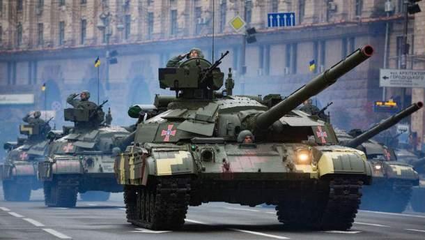 10 прични, чому військовому параду до Дня Незалежності України варто бути