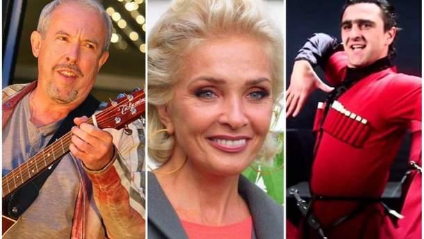Російські та іноземні артисти, які відмовилися виступати в Криму: список
