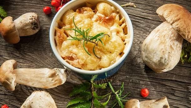 Як приготувати жульєн з грибами та куркою: простий рецепт