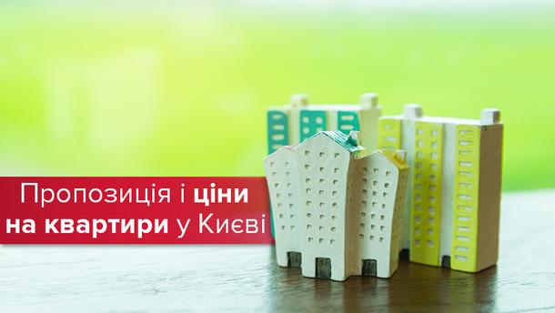 Ціни на квартири в Києві 2018: динаміка і прогнози ринку нерухомості
