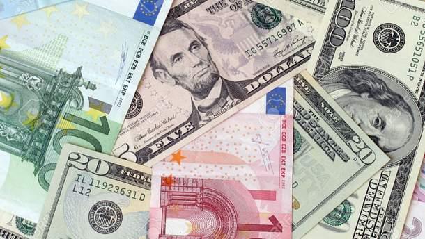 Курс валют НБУ на 20 августа