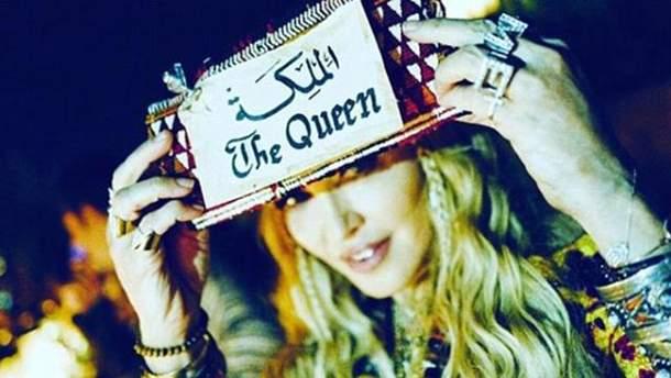 Мадонна відсвяткувала 60-річчя