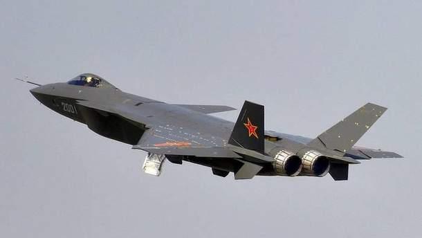 Пентагон запідозрив Китай у відпрацюванні повітряних ударів по США