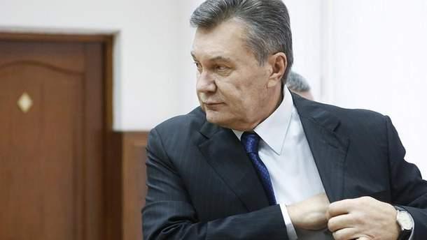 Прокурори просять для Януковича 15 років