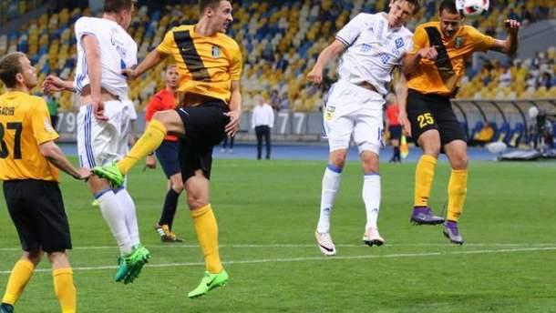 Динамо - Александрия прогноз букмекеров на матч УПЛ