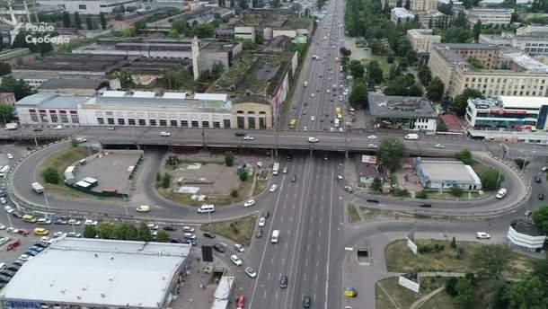Міст на Шулявці закривають на реконструкцію 18 серпня 2018