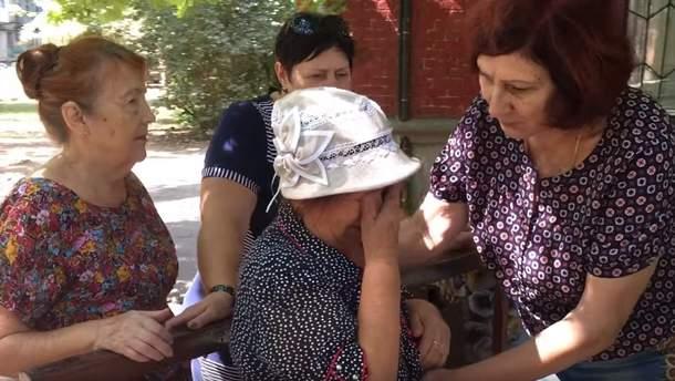 Російські пенсіонерки записали нове відео на підтримку Путіна
