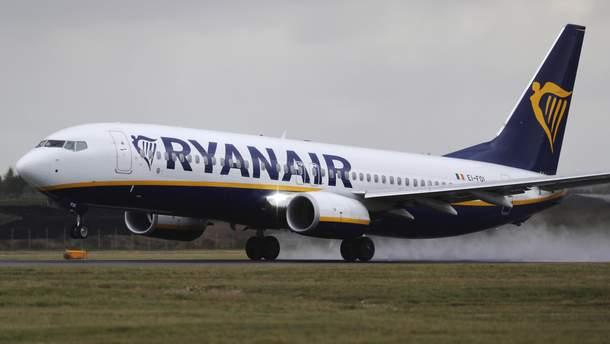 Ryanair влаштував розпродаж квитків на всі напрямки з України