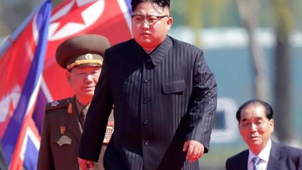 Ким Чен Ын заявил, что придумал ответ на санкции США
