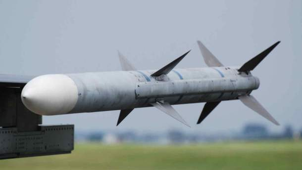 Естонці припинили пошуки іспанської ракети