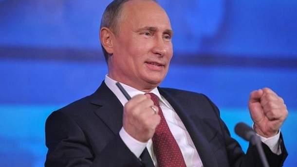 Путин официально не признает присутствие военных РФ в Украине