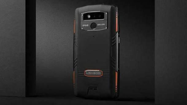 Смартфон-внедорожник от Leagoo поступил в продажу