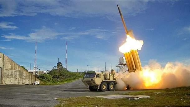ППО Саудівської Аравії перехопили ракету випущену з території Ємену