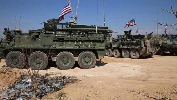 """США має намір залишитися у Сирії до повної ліквідації """"Ісламської Держави"""""""
