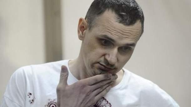 Олег Сенцов не верит в свое освобождение