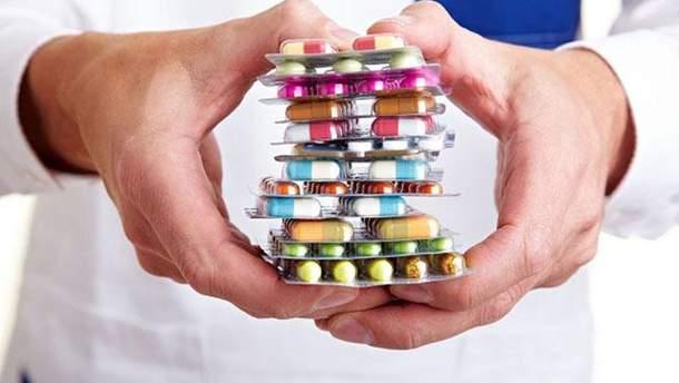 В Україні заборонили низку ліків