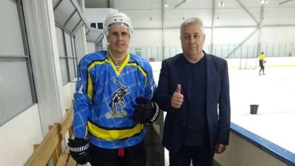 Андрей Жвачкин