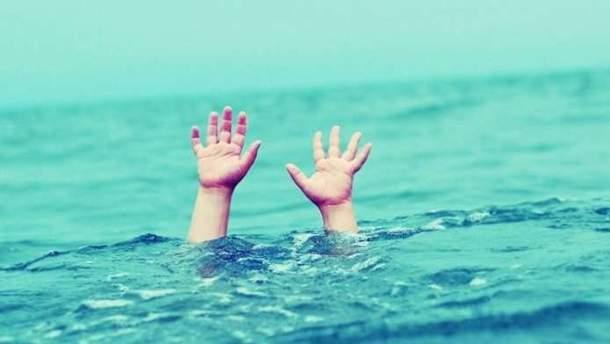 С начала лета в Украине утонули 53 ребенка