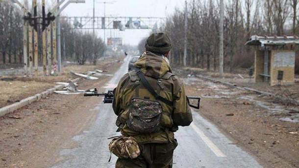 На Донбасі затримали неповнолітнього, який працював на бойовиків