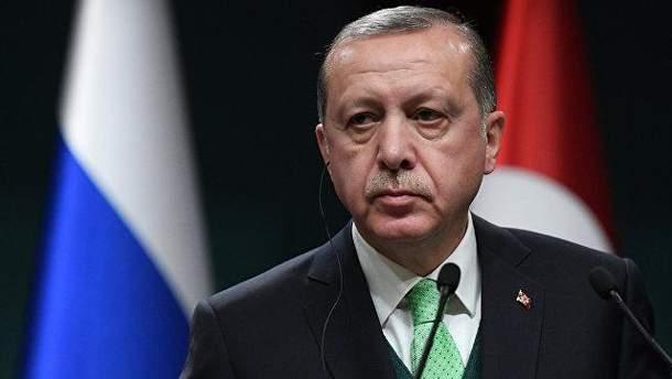 Таїп Ердоган