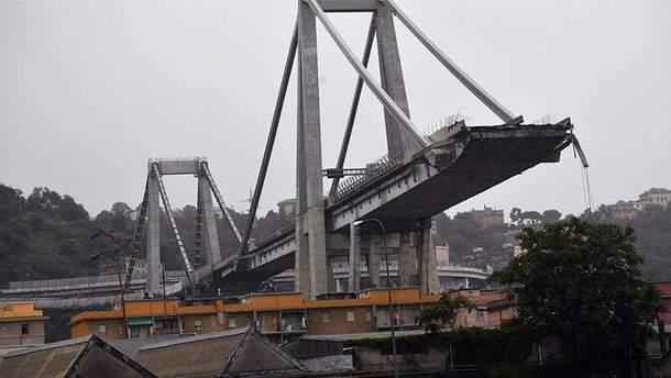Мост в Генуе восстановят