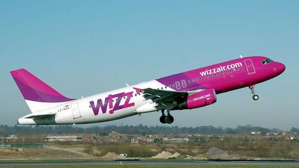 Авіакомпанія Wizz Air скасовує рейси з Любліна на зимовий період