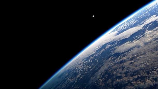 Астронавт NASA сделал впечатляющий снимок Черного моря из космоса