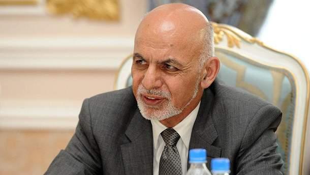 Президент Афганістану