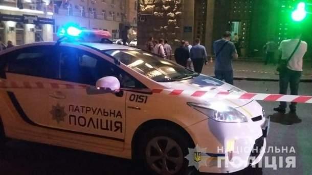 Стрілянина в Харкові в ніч 20 серпня 2018 – невідомий напав на харківську мерію