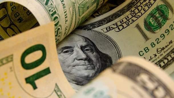 Наличный курс валют 20 августа в Украине