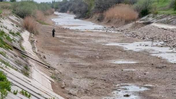 Засуха в Криму