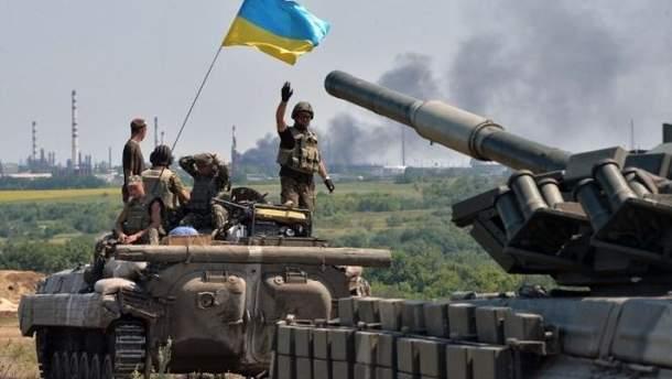 ВСУ взяли под контроль поселок Шумы на Донбассе