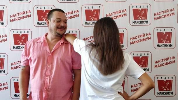 Ранкове шоу на Радіо МАКСИМУМ