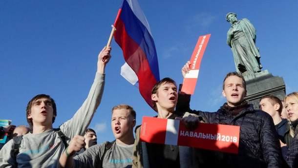 Опрос россиян
