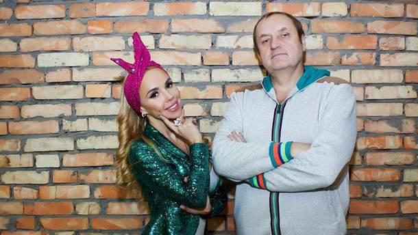 Володимир Бебешко у шоу-бізі з 80-х років