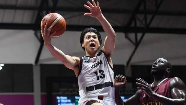 Юя Нагайоси выгнали из сборной Японии